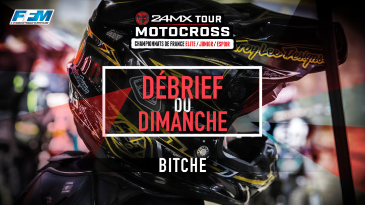 // DEBRIEF DU DIMANCHE – BITCHE (57) //