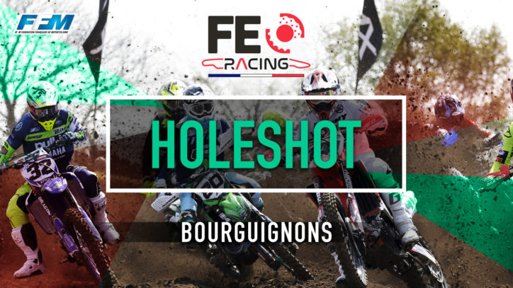// HOLESHOT FRANCE EQUIPEMENT – BOURGUIGNONS (10 ) //