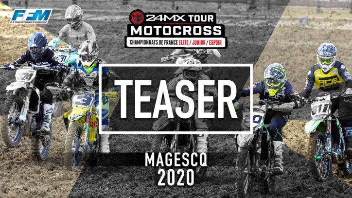 // TEASER – MAGESCQ (40) //