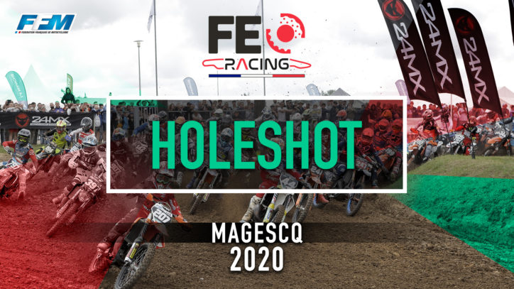 // HOLESHOT FRANCE EQUIPEMENT – MAGESCQ (40) //