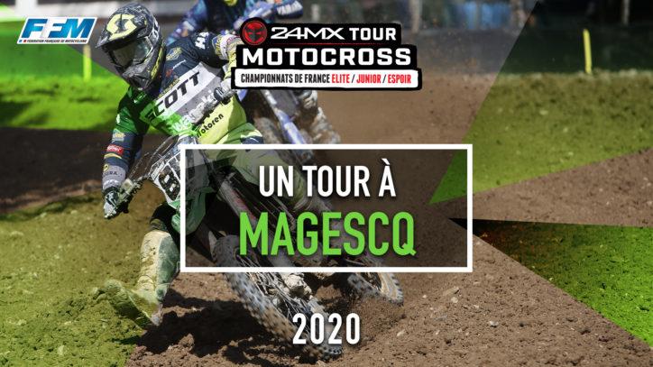 // UN TOUR A – MAGESCQ (40) //
