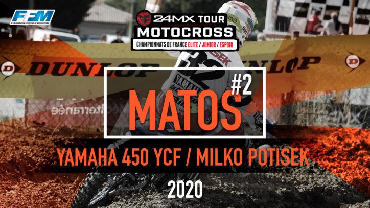 // MATOS – YAMAHA 450 YZF //