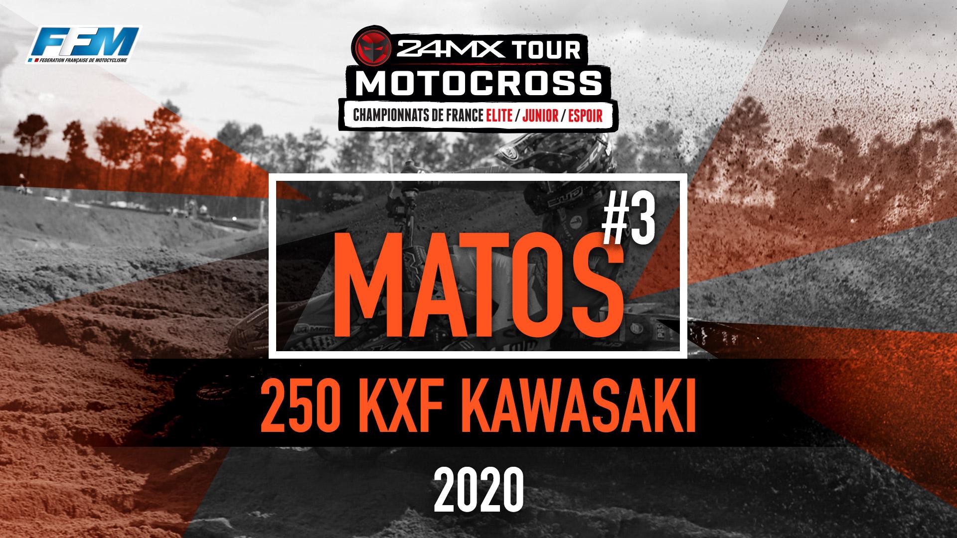 //  MATOS – 250 KXF KAWASAKI //