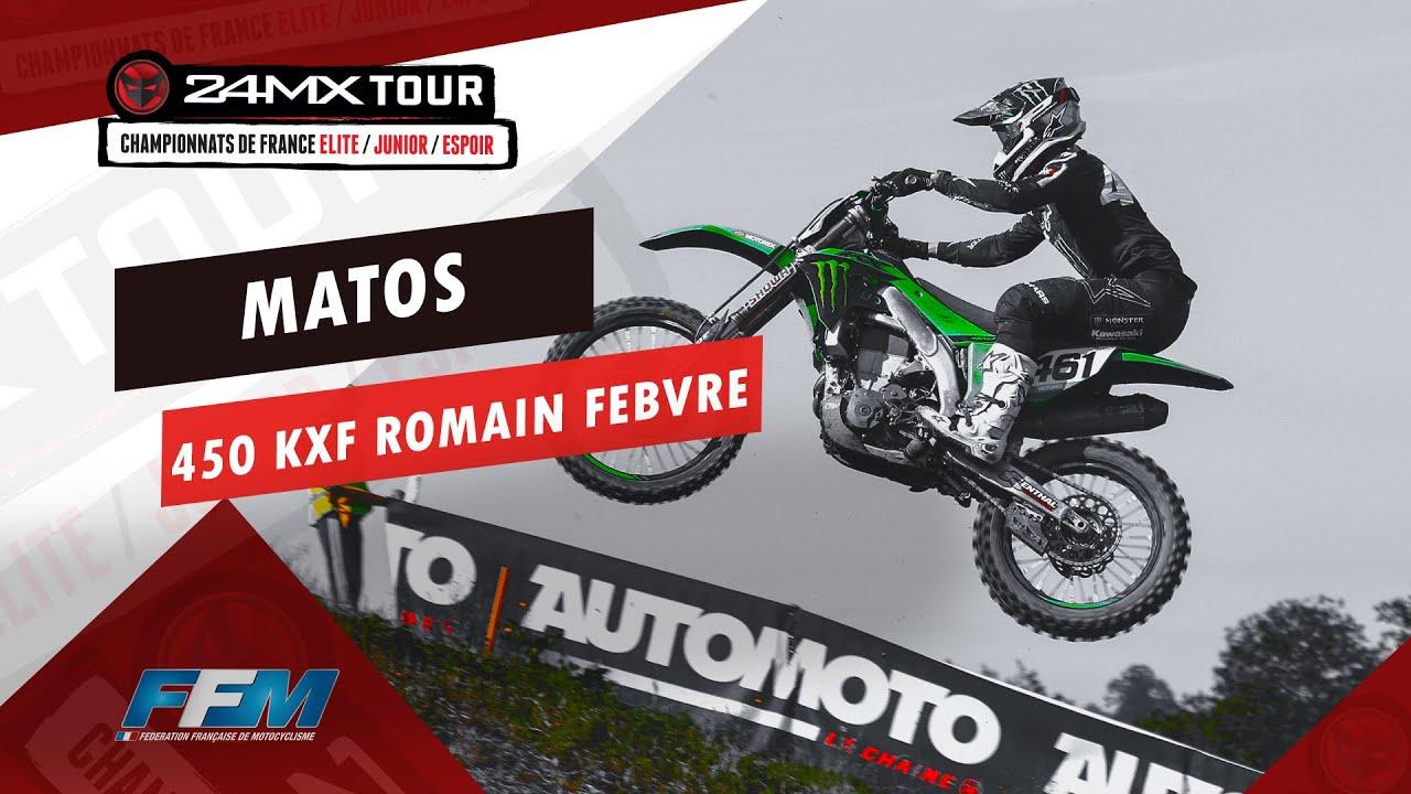 // MATOS 450 KXF ROMAIN FEBVRE //