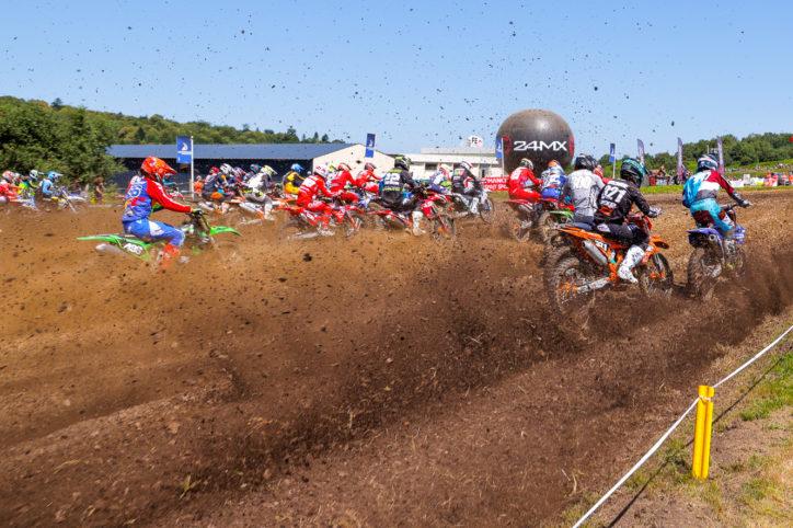 Le 24MX Tour enchaîne à Castelnau-de-Lévis.