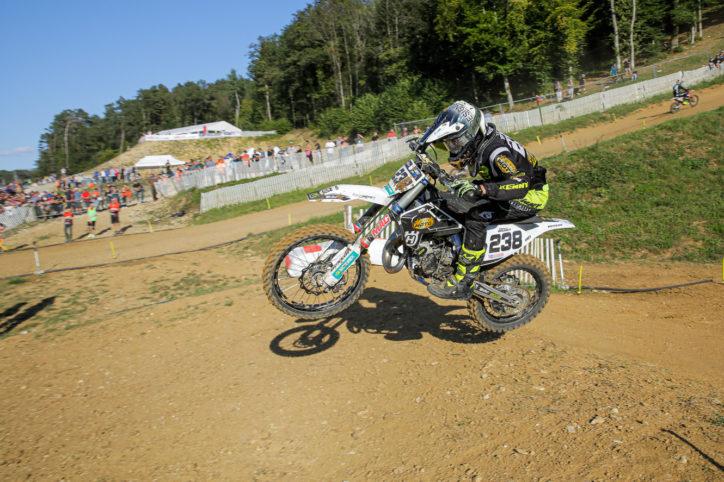 Valin déjà champion en Espoir, Brunet s'impose à Villars-sous-Écot